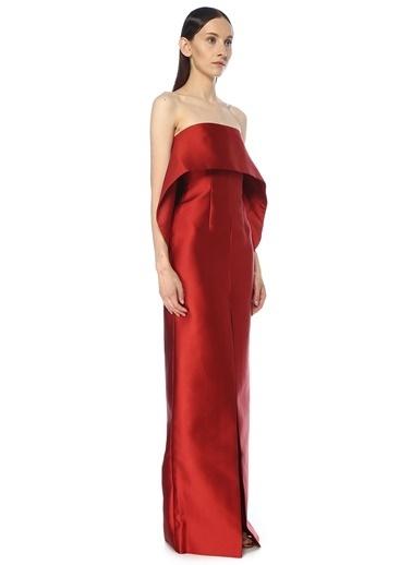 Solace London Elbise Kırmızı